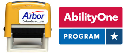 Ability-One Stamps